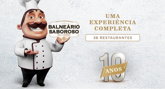 Festival Gastronômico Balneário Saboroso