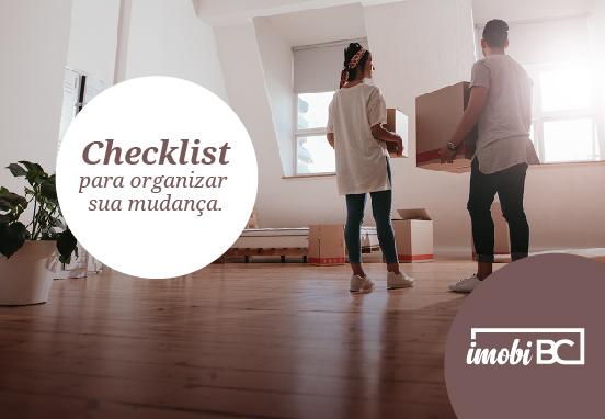 checklist para hora da mudança